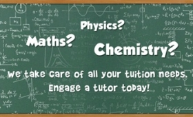 Looking For Home Tuition?? – Engage Your Tutor Today